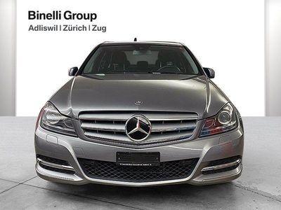 gebraucht Mercedes C350 C-KlasseAvantgarde 4Matic 7G-Tronic