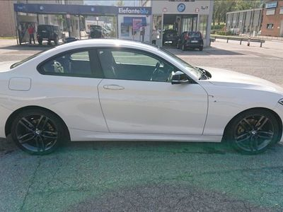 gebraucht BMW 220 2er i msport steptronic