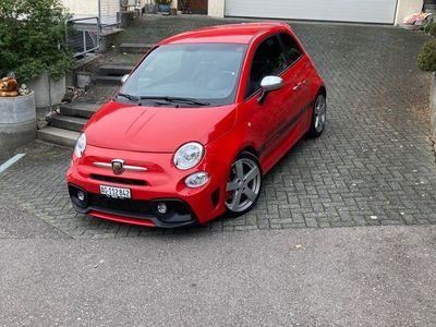 gebraucht Fiat 500 Abarth Turismo