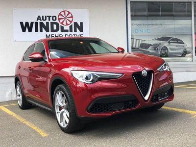 gebraucht Alfa Romeo Stelvio 2.0 First Ed. Q4