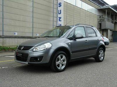 gebraucht Suzuki SX4 2.0 TD GL Top 4WD