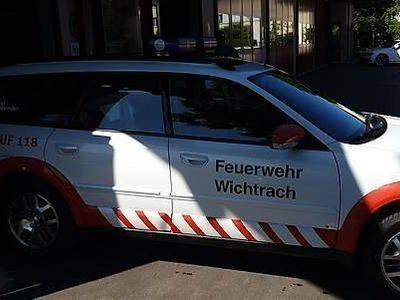 gebraucht Subaru Legacy Feuerwehr-Einsatzleitwagen