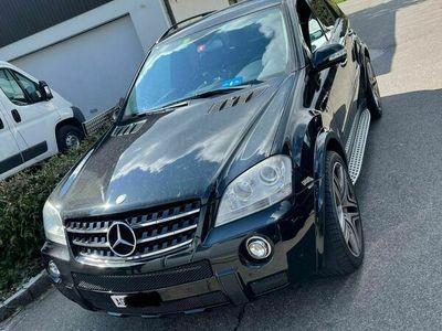 gebraucht Mercedes ML63 AMG M-Klasse Verkaufe ML 63 AMG M-Klasse VerkaufeAMG
