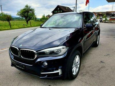gebraucht BMW X5 xDrive 25d Steptronic