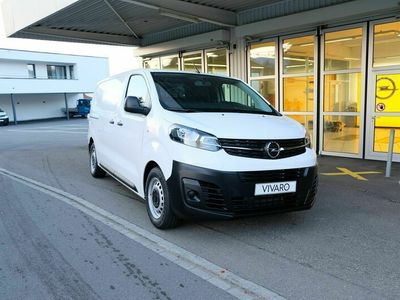 gebraucht Opel Vivaro Cargo 1.5 CDTI Essentia s/s M