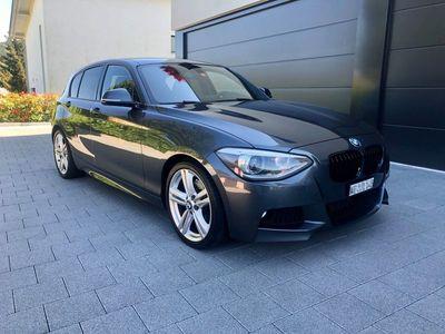 gebraucht BMW 125 1er d M-Sport in absolutem Top-Zustand, frisch ab MFK