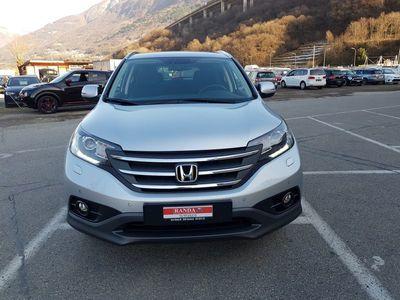 gebraucht Honda CR-V 2.2 i-DTEC Elegance 4WD Automatic