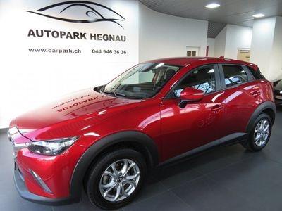 gebraucht Mazda CX-3 1.5 D Revolution AWD Skyactiv Drive (Automat)