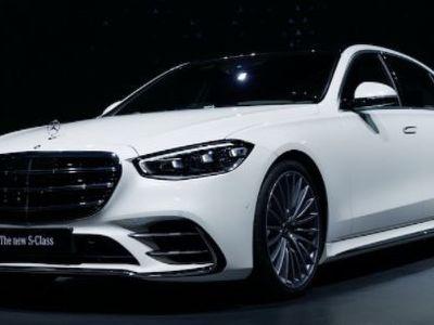 gebraucht Mercedes S63 AMG S-KlasseV8 AMG 4matic+ lang