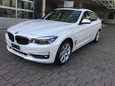 gebraucht BMW 335 Gran Turismo d xDrive Luxury Line Steptronic