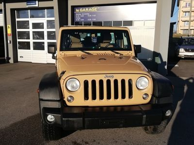 gebraucht Jeep Wrangler 3.6 V6 Sahara Unlimited