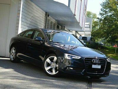 gebraucht Audi A5 Sportback 2.0 TDI quattro S-tronic I 190 PS I Euro 6