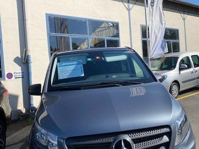 gebraucht Mercedes Vito 119 BlueTEC Tourer Select 4Matic 7G-Troni