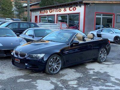 gebraucht BMW M3 Cabriolet 3er V8