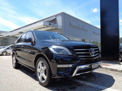 gebraucht Mercedes ML500 4Matic