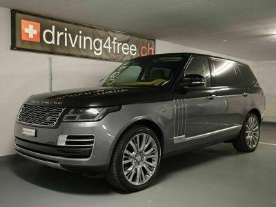 gebraucht Land Rover Range Rover LWB 5.0 V8 S/C SV AB Automatic