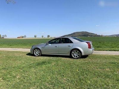 gebraucht Cadillac CTS 5,7 Liter