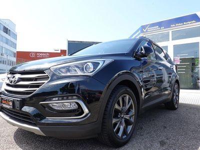 """gebraucht Hyundai Santa Fe 2.2 CRDI """"VERTEX"""" 4WD AUTOMATIC - EURO 6"""