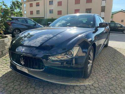 gebraucht Maserati Ghibli SQ4 411cv