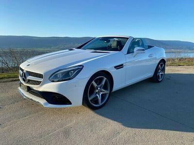 gebraucht Mercedes 180  SLCAMG Line 9G-Tronic