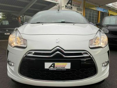 gebraucht DS Automobiles DS3 Cabriolet 1.6 VTi Faubourg Addict Automatic