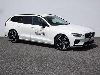 gebraucht Volvo V60 2.0 D4 AWD R-Design S/S