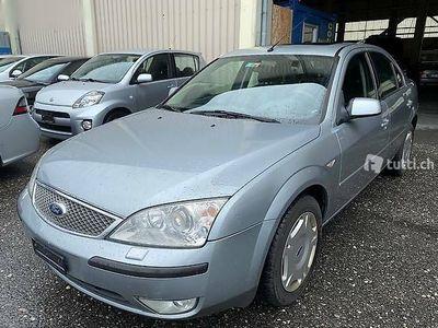 gebraucht Ford Mondeo 2.0 TDCI Diesel ab MFK