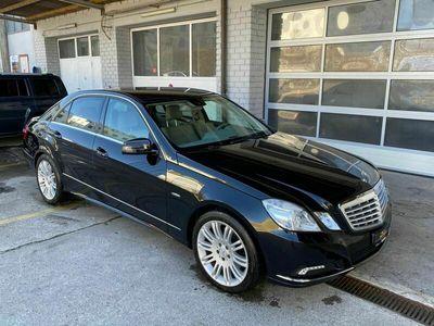 gebraucht Mercedes E350 CDI BlueEfficiency Elégance 7G-Tronic