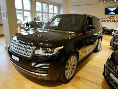 gebraucht Land Rover Range Rover 4.4 SDV8 Autobiography Automatic
