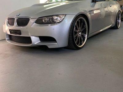 gebraucht BMW M3 Cabriolet 3er e 93
