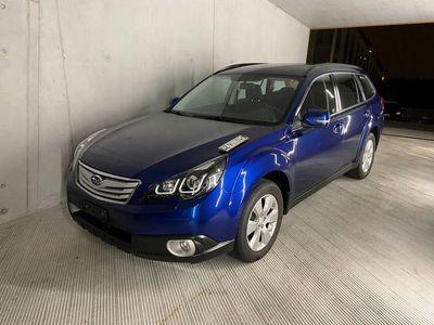 gebraucht Subaru Outback 2.5i Limited AWD Lineartronic