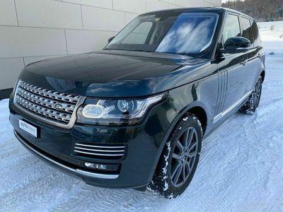 gebraucht Land Rover Range Rover Range Rover 4.4 SDV8 Autobiography Automatic 20154.4 SDV8 Autobiography Automatic 2015