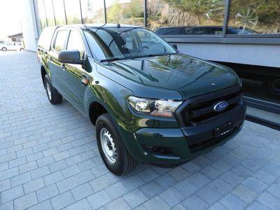 gebraucht Ford Ranger XL 2.2 TDCi 4x4