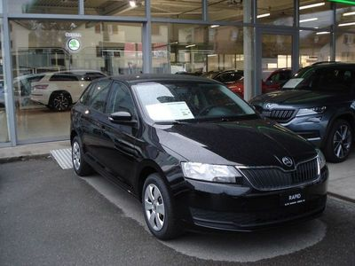 gebraucht Skoda Rapid Spaceback 1.0 TSI Active