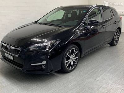 gebraucht Subaru Impreza 2.0i Swiss