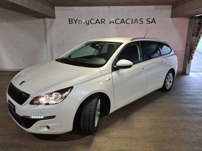 gebraucht Peugeot 308 SW 1.2 THP Style Automatic