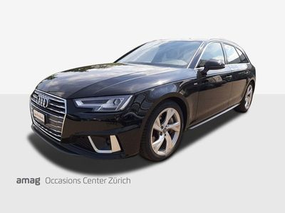 gebraucht Audi A4 Avant 45 TFSI Sport S-tronic quattro