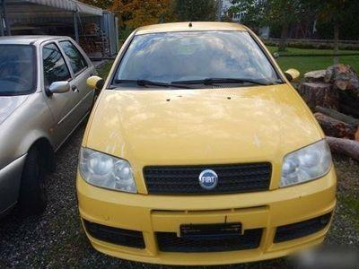 gebraucht Fiat Punto 1.4