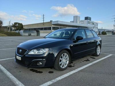 gebraucht Seat Exeo ST 1.8 T 150 Reference