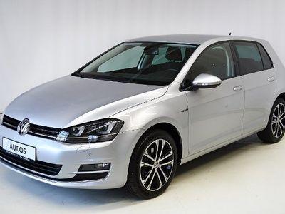 gebraucht VW Golf VII Comfortline LOUNGE PLUS 1.4TSI XENON SI