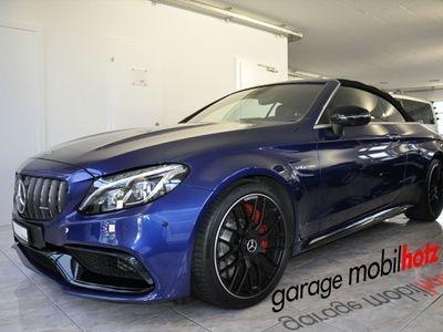gebraucht Mercedes C63 AMG AMG S