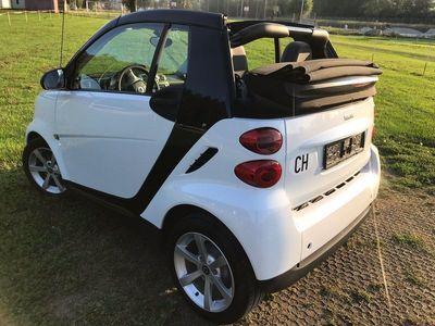 gebraucht Smart ForTwo Cabrio 63000km