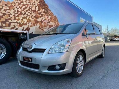 gebraucht Toyota Corolla Verso 2.2 D-4D Limited
