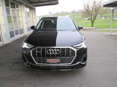 gebraucht Audi Q3 2.0 40 TFSI S line quat. S-Tr.