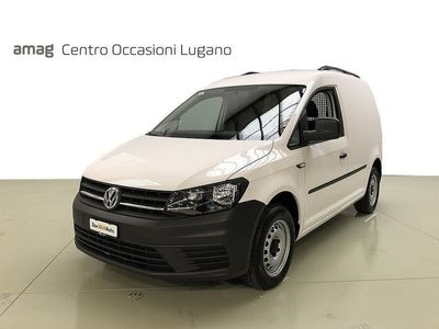 gebraucht VW Caddy 2.0TDI BlueMotion Technology