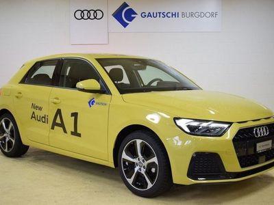 gebraucht Audi A1 Sportback 30 TFSI advanced S-tronic