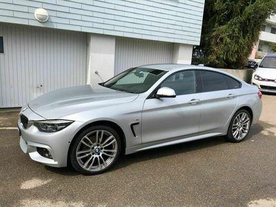 gebraucht BMW 420 Gran Coupé 4er 420d Xdrive Facelift 2 GranCoupé M-Paket ab MFK 4er d Xdrive Facelift 2 M-Paket ab MFK