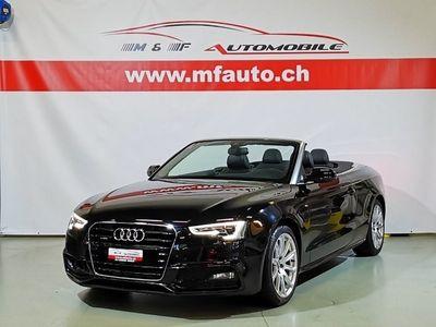 gebraucht Audi A5 Cabriolet 3.0 V6 TDI 245 quattro S-Tr