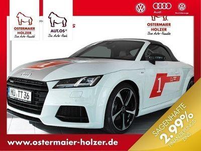 gebraucht Audi TT Roadster S-LINE+ExP 2.0TFSI 230PS QUATTRO S-T