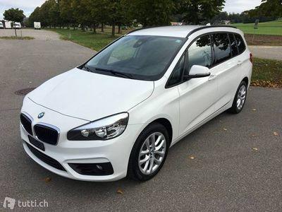gebraucht BMW 220 Gran Tourer i Steptronic 7 Sitzplätze